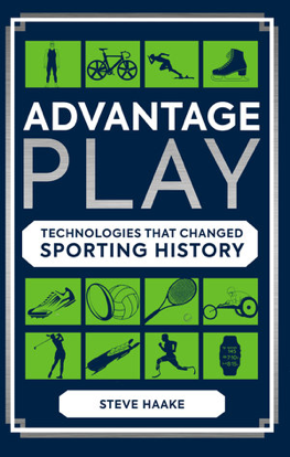 Advantage play cover